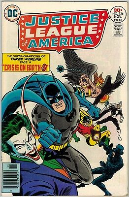 Justice League of America 136 (1976) F/VF
