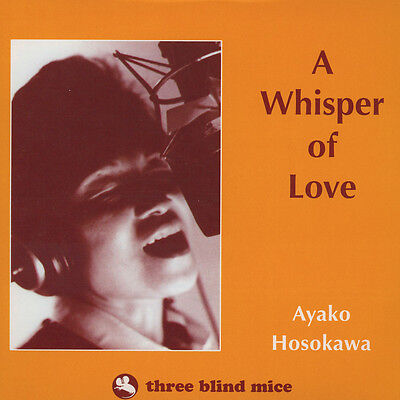 Ayako Hosokawa - A Whisper of Love (Vinyl LP - 2016 - US - Reissue)