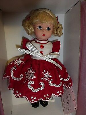 """Madame Alexander 8"""" Doll - LIL' SWEETHEART - LENOX EXCLUSIVE - LIMITED OF 1000"""