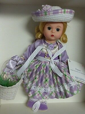 """Madame Alexander 8"""" Doll - EASTER from LILLIAN VERNON"""