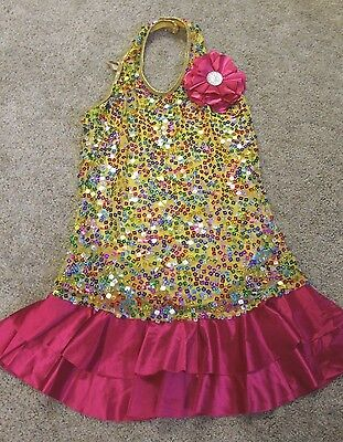 Dance Costume Girl's Size Large