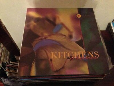 """Kitchens Of Distinction - Drive That Fast Ep 12"""" Maxi Indie Pop"""