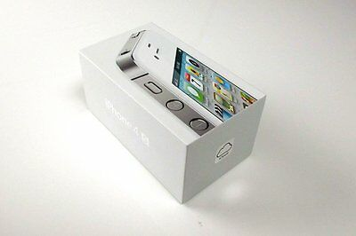 [Manual & Box Only] APPLE iPhone 4 - NO PHONE - White