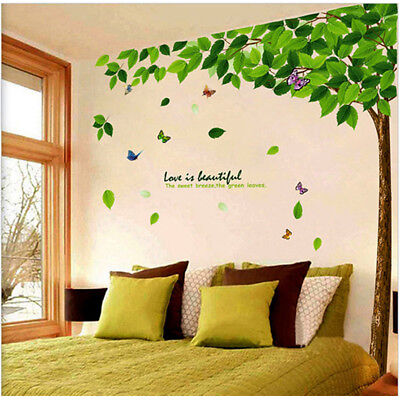 Family DIY Removable Art Vinyl Quote Wall Stickers Decal Mural Home Room Decor