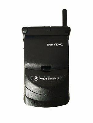 VINTAGE MOTOROLA Star TAC 70 GSM 900 - SIM FREE - GENUINE WITH ORIGINAL BOX