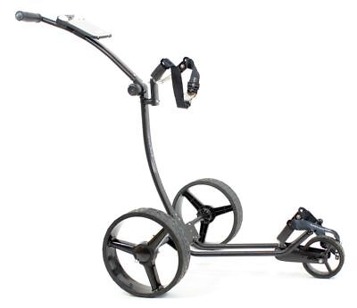 Chariot de golf Yorrx® Slim Lion Pro 5 **TOPSET** Alu-Pushtrolley *noir*