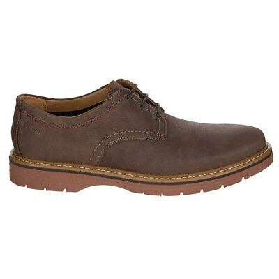 Clarks NEWKIRK PLAIN MARRONE Marrone mod. BROWN