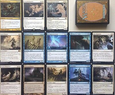 Instant SPIRIT DECK! Ready To Play 60 Cards Mtg White Blue
