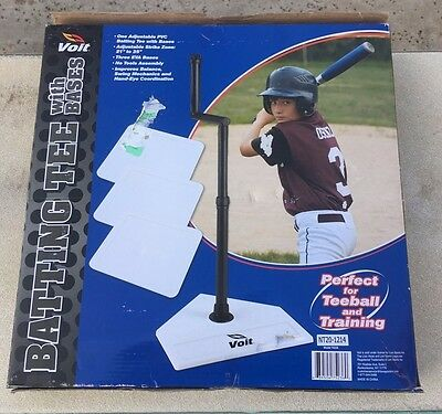 Voit Batting Tee With Bases