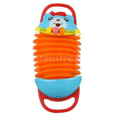 Lovely Cartoon Colorful Accordion Kids Developmental Musical Instrument Toy