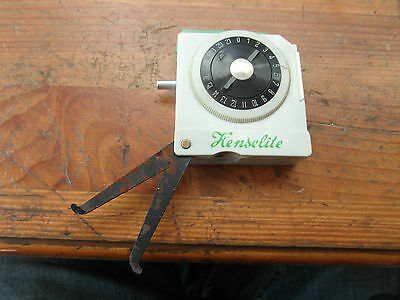 Henselite Steel Boules Bowls Measuring Tape Calipers Brevete France 2 Metres