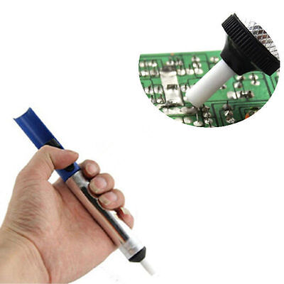 Aluminum Solder Desoldering Pump Remover Gun Sucker Suction Tin Bar Tool