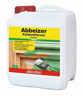 Decotric Universeller Abbeizer und Dispersionsentferner rasant 2,5 Liter