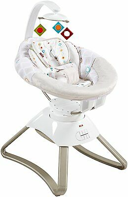 Fisher Price Bounce And Sway Soothing Motions Seat With Songs and Sounds | CMR37