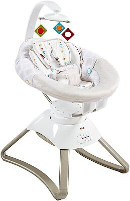 Fisher Price Bounce And Sway Soothing Motions Seat With Songs and Sounds   CMR37