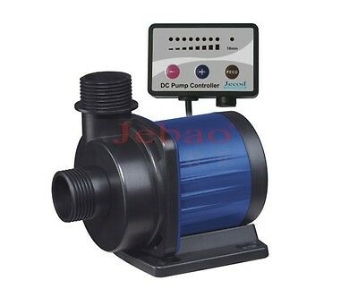New Jebao DC 2000 L/H 20w 8 Speed DC Return Pump + AU Transformer + 1 Yr Wty