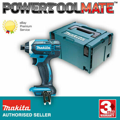 Makita DTD152Z 18V LXT Impact Driver c/w Carrying Case