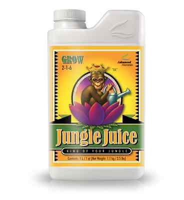 Advanced nutrients Jungle Juice Grow 1 Litre Sealed Original Packaging