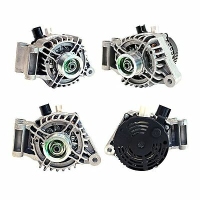 Ford Focus Alternators - Exchange for a 1.8 / 2.0 Zetec-E, (+) Manual, (+) 80 A
