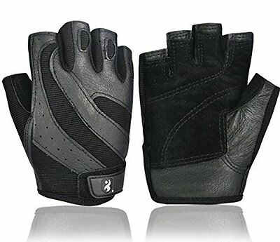 Power Weightlifting Glove (Medium) - Prevents Soreness & Blisters by BOODUN