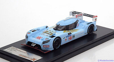 1:43 PremiumX Nissan GT-R LM #23, Nismo Manchester City Edition 2015