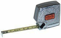 Lufkin Tape Measure Precise Decimal & Metric Scale - Must Have for Job Layouts