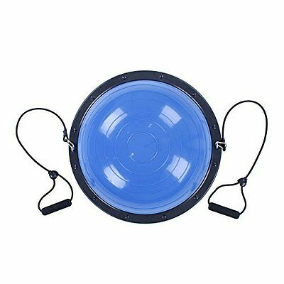 Bosu Balance Trainer, 23 Inch Balance Trainer Ball for Indoor, Outdoor by Ball