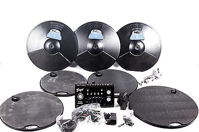 Traps Drums Power Pads E-400, MISSING ONE PAD