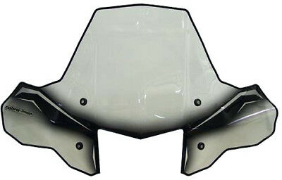 Powermadd - 24570 - Pro Tek ATV Windshield` 66-4015 2317-0123 56-57010
