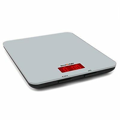 Electronic Home Scales - Digital Kitchen Food Scale Weight, 5000g by Accuweight