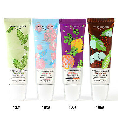 Make UP Korean Cosmetics Facial Nude Foundation and BB Cream Function Skin Care