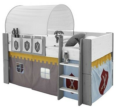 Furniture for kids knight sword theme childrens accessories tent/curtain