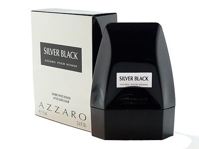 Azzaro Silver Black After Shave Balm 75ml
