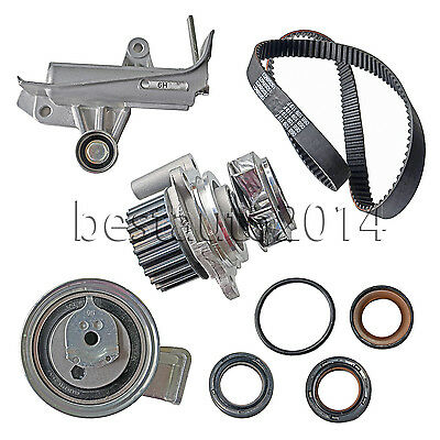 OE Quality----For VW Audi A4 1.8T B5.5 B6 Passat Timing Belt Kit with water pump