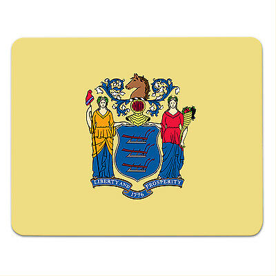 Mouse Pad - NEW JERSEY - USA - State of New Jersey - mousemat - mousepad