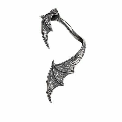 Alchemy Gothic A Night With Goethe Pewter Ear Wrap BRAND NEW