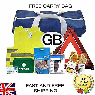 European Euro Europe Continental Driving Travel Kit