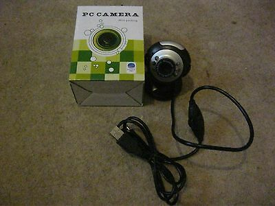 PC Camera/Webcam Brand New