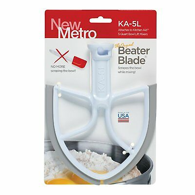 Harold New Metro Beater Blade Replacement For 5 Quart Bowl Lift Stand Mixers