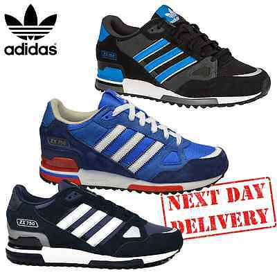 New 2016 Adidas ZX 750 Mens Fashion Running Retro Style Casual Shoes Trainers