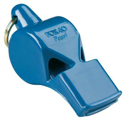 Fox 40 Pearl 2-Chamber Pealess Whistle, Blue