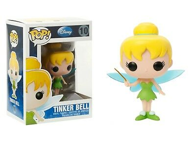 Funko Pop Disney Series 1: Tinker Bell Vinyl Figure Item #2351