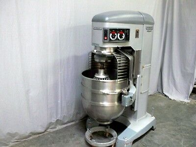 Hobart HL1400‑2STD ‑ 140 Qt Legacy Planetary Mixer w/ Beater, Whip and Bowl