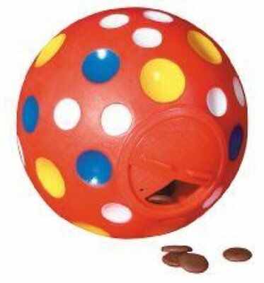 Good Boy Dog Toy Treat Ball Puzzle (Colours May Vary)