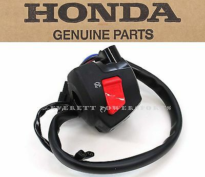 New Genuine Honda Starter Stop Throttle Switch Right Hand 03-06 CBR600 RR #L182
