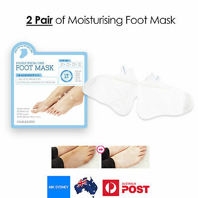 Foot Peeling Moisture Mask Cracked Feet Treatment Foot Care Patch Exfoliation