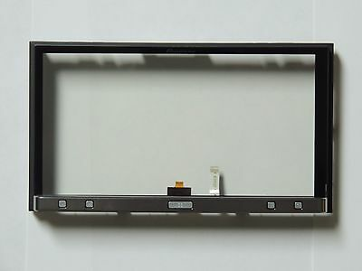 Pioneer Touch Panel Sph-Da100 Sphda100 With Grille Assy And Key Board
