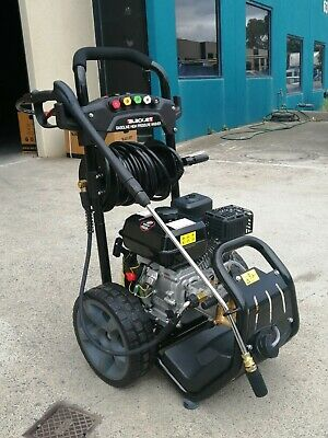New Black Jet 8 Hp 4800 Psi  High  Pressure Water Washer Cleaner Gurney  20 M