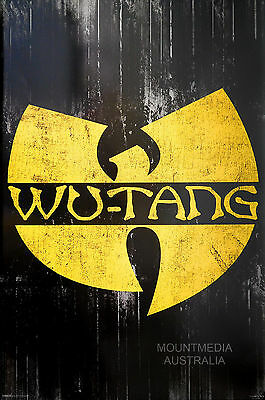 WU TANG CLAN - W POSTER (91x61cm)  NEW LICENSED ART