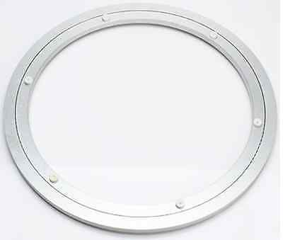 New 1pc Home Hardware Aluminum Round Lazy Susan Bearing Turntable